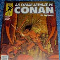 Cómics: LA ESPADA SALVAJE DE CONAN EL BARBARO PLANETA NUMERO 25. Lote 32081938