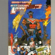 Cómics: TEBEOS-COMICS GOYO - MARSHAL LAW - CRIMEN Y CASTIGO - PRESTIGE *DD99. Lote 32219255