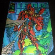 Cómics: HEROES REBORN: IRON MAN Nº 1. MARVEL COMICS. FORUM.. Lote 32238239