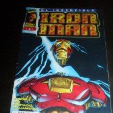 Cómics: HEROES REBORN: IRON MAN Nº 3. MARVEL COMICS. FORUM.. Lote 32238259