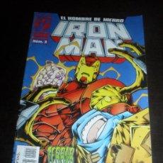 Cómics: IRON MAN EL HOMBRE DE HIERRO. Nº 3 VOL. 3. MARVEL COMICS. FORUM.. Lote 32238411