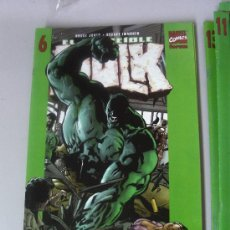 Cómics: EL INCREIBLE HULK VOL. 2 Nº 6 / BRUCE JONES / MARVEL - FORUM. Lote 32268248