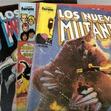 Cómics: LOTE NUEVOS MUTANTES 1,2,3,19,31,35,39,42, ESPECIAL VERANO 87, SECRET WARS 46 (MARVEL-LINEA X-MEN). Lote 32283365