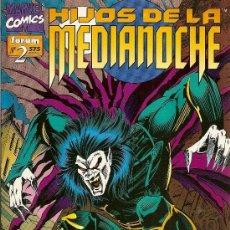 Cómics: HIJOS DE LA MEDIANOCHE Nº 2. Lote 148142292