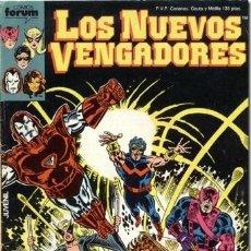 Cómics: LOS NUEVOS VENGADORES Nº1 (FORUM-MARVEL-VENGADORES). Lote 32288097