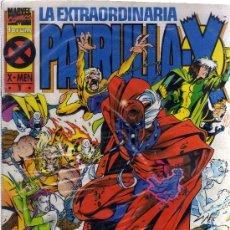 Cómics: LA EXTRAORDINARIA PATRULLA X (COLECCIÓN COMPLETA 4 EJEMPLARES, FORUM). Lote 32345267