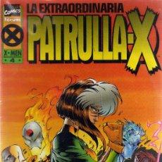 Cómics: LA EXTRAORDINARIA PATRULLA X - Nº4 (FORUM). Lote 46592148