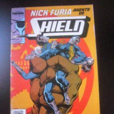 Cómics: NICK FURIA AGENTE DE SHIELD Nº 3 - ED. FORUM 1990 ARX57. Lote 32454596