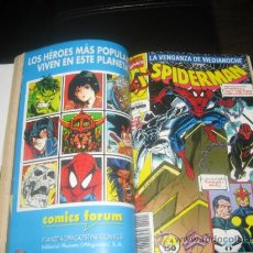 Cómics: SPIDERMAN - LA VENGANZA DE MEDIANOCHE - 6 NÚMEROS - COMPLETA - ENCUADERNADA - MBE. Lote 32443332