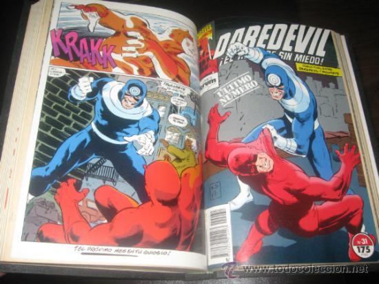 DAREDEVIL - ANN NOCENTI - FORUM - 31 NÚMEROS - MÁS ESPECIAL -VOLUMEN 2 - ENCUADERNADA - MBE (Tebeos y Comics - Forum - Daredevil)