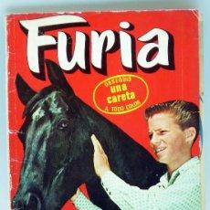 Cómics: FURIA EL AYUDANTE COLECCIÓN MICO 1972. Lote 32461089
