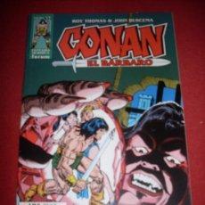 Cómics: FORUM CONAN DE ROY THOMAS NUMERO 27. Lote 32524514