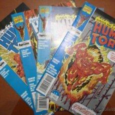 Cómics: HUMAN TORCH. COMPLETA EN 4 NÚMEROS. FORUM. Lote 32543436