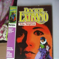 Cómics: DOCTOR EXTRAÑO : VERSOS VAMPIRICOS Nº 2 / SERIES LIMITADAS / MARVEL - FORUM. Lote 49632209
