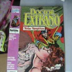 Cómics: DOCTOR EXTRAÑO : VERSOS VAMPIRICOS Nº 1 / SERIES LIMITADAS / MARVEL - FORUM. Lote 49632212