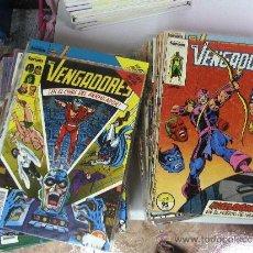 Cómics: LOS VENGADORES VOL. 1 ¡ LOTE 12 NUMEROS ! MARVEL - FORUM. Lote 33078079