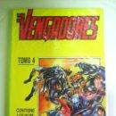 Cómics: +++ LOS VENGADORES - TOMO 4 - EDI. PLANETA DEAGOSTINI - EDICIÓN AÑO 2000 - (COMICS FORUM). Lote 32585076