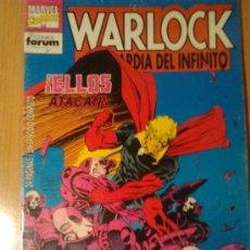 Cómics: WARLOCK Y LA GUARDIA DEL INFINITO Nº 4. Lote 32699192