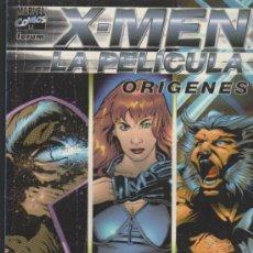 Cómics: X MEN. LA PELÍCULA. ORIGENES. . Lote 32592453