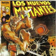 Cómics: LOS NUEVOS MUTANTES Nº 32. LUCHA A MUERTE CONTRA LOS GLADIADORES. DE RETAPADO. LITERACOMIC.. Lote 32601183