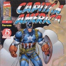 Cómics: CAPITAN AMERICA. Nº 7. ENCRUCIJADAS. MARVEL COMICS.. Lote 32624347