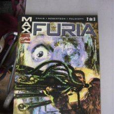 Cómics: MAX : FURIA Nº 2 - GARTH ENNIS - ROBERTSON / MARVEL FORUM. Lote 205242485