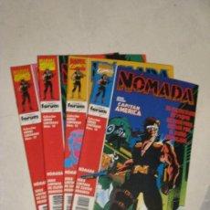 Comics : OFERTA NOMADA - 4 NUMS - FORUM CAPITAN AMERICA SOLDADO INVIERNO. Lote 32668320