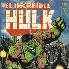 Cómics: EL INCREIBLE HULK. FUTURO IMPERFECTO ( PLANETA-DEAGOSTINI) ORIGINAL 1993. Lote 32690241