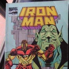 Cómics: IRON MAN CONTRA EL MANDARIN Nº 1. Lote 32720949