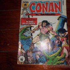 Cómics: CONAN EL BARBARO Nº 1 FORUM. Lote 32750842