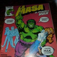 Cómics: LA MASA HULK V.1 N' 8. Lote 32786590