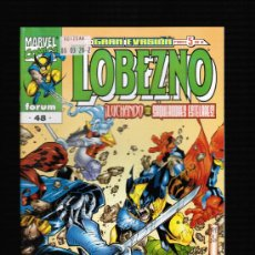 Cómics: LOBEZNO VOL 2. Nº 48 - FORUM. Lote 32831012