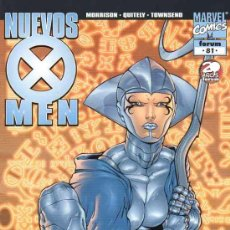Cómics: X-MEN VOL.2 # 81 (FORUM,2002) - GRANT MORRISON - FRANK QUITELY. Lote 32867385