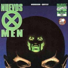 Cómics: X-MEN VOL.2 # 80 (FORUM,2002) - GRANT MORRISON - FRANK QUITELY. Lote 32867395