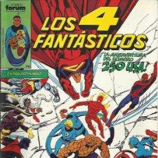 Cómics: LOS 4 FANTASTICOS VOL.1 (PLANETA-DEAGOSTINI/ FORUM ) ORIGINALES 1983-1994 LOTE. Lote 32957229