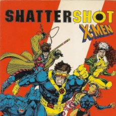 Cómics: SHATTERSHOT X-MEN + .... Lote 33032884