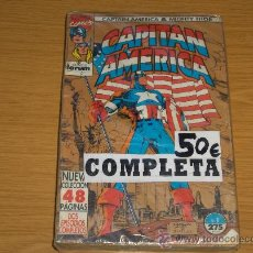 Cómics: FORUM CAPITÁN AMÉRICA Y MIGHTY THOR COMPLETA 13 NºS 1994. PORTES GRATIS.. Lote 33060193
