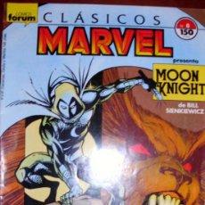 Cómics: CLASICOS MARVEL 8. CON PORTADA DE CARLOS PACHECO. Lote 211525500