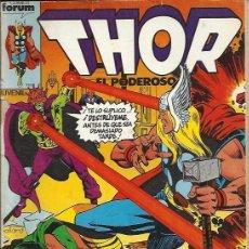 Cómics: THOR EL PODEROSO ( FORUM ) ORIGINALES 1983-1987. Lote 33173011