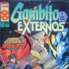 Comics : GAMBITO Y LOS EXTERNOS Nº 4 FABIAN NICIEZA & SALVADOR LARROCH. Lote 33247222
