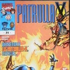 Cómics: PATRULLA-X Nº 31 STEVE SEAGLE & ED BENES . Lote 33247615