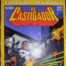 Cómics: EL CASTIGADOR ESPECIAL INVIERNO FORUM(C/A15). Lote 33251190