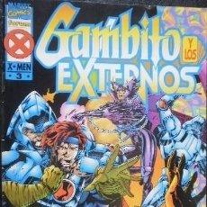 Comics : GAMBITO Y LOS EXTERNOS Nº 3 FABIAN NICIEZA & SALVADOR LARROCH. Lote 33253264
