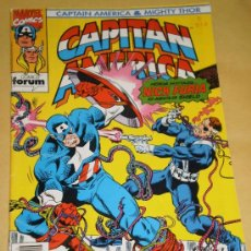 Cómics: CAPITAN AMERICA , NUMERO 10 , VOLUMEN 2 . AÑO 1992 . COMIC A COLOR . . Lote 33281376