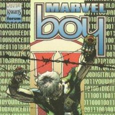Cómics: MARVEL KNIGHTS. MARVEL BOY. + HELLCOP. AVALON STUDIOS. . Lote 33316376