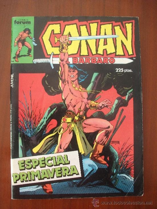CONAN EL BARBARO ESPECIAL PRIMAVERA GIL KANE COMICS FORUM (Tebeos y Comics - Forum - Conan)