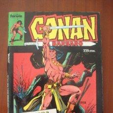 Cómics: CONAN EL BARBARO ESPECIAL PRIMAVERA GIL KANE COMICS FORUM. Lote 33360096