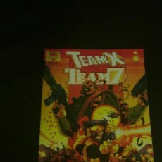 Cómics: TEAM X VS TEAM 7 (CON LOBEZNO). Lote 33365654
