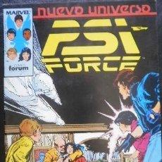 Cómics: PSI-FORCE Nº 12 MARVEL COMICS. Lote 33397529