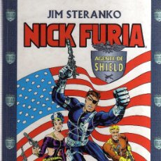 Cómics: NICK FURIA AGENTE DE SHIELD (JIM STERANKO). Lote 33446017